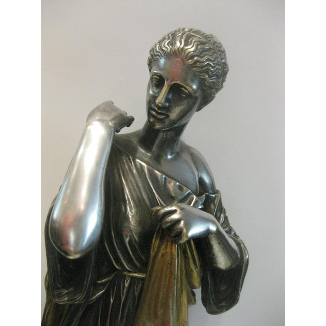 "22-Inch Barbedienne ""Diana"" Sculpture - Image 8 of 9"