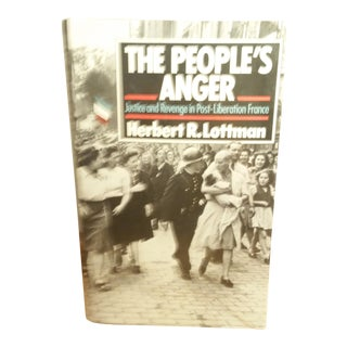 The People's Anger/ Justice and Revenge in Post-Liberation France