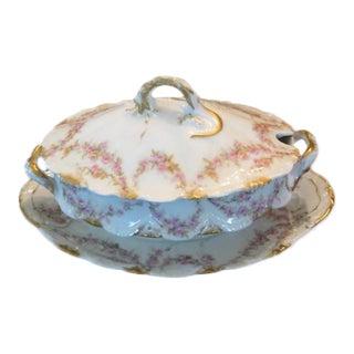 Vintage Porcelain Gravy Bowl