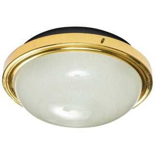 Large Sergio Mazza Wall or Ceiling Light