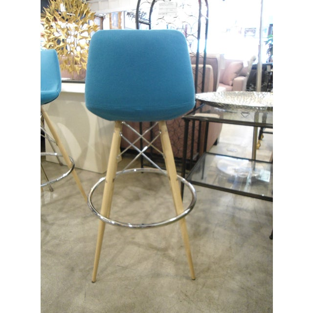 Pera MV Barstool by SohoConcept Furniture - A Pair - Image 8 of 8