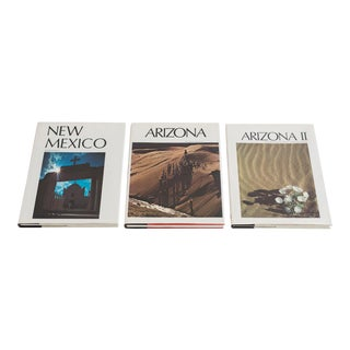 Southwest Coffee Table Books - Set of 3