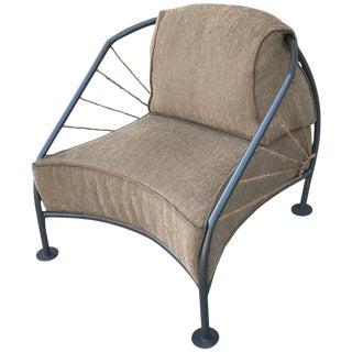 Steel Framed Prototype Chair