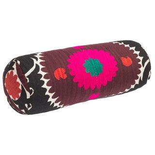Suzani Bolster Pillow