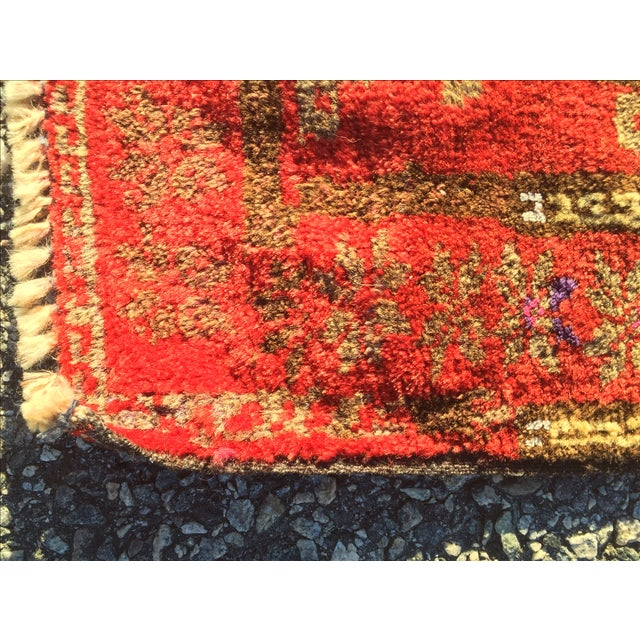 "Baluchi Persian Rug - 1'9"" X 2'10"" - Image 6 of 6"