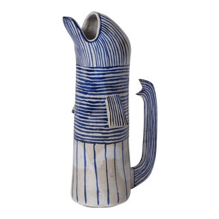 Don Pichel water pitcher by Pez Cocinado for Valenzuela