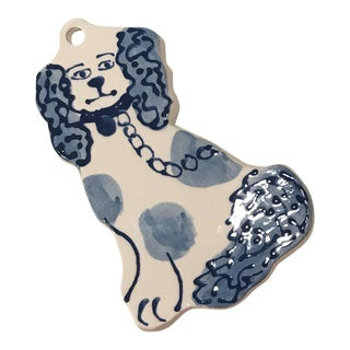 Staffordshire Dog Ornament