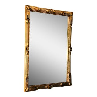 Antique Georgian Style Guilded Mirror