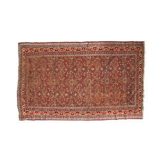 """Antique Kurdish Carpet - 5'10"""" X 8'1"""""""
