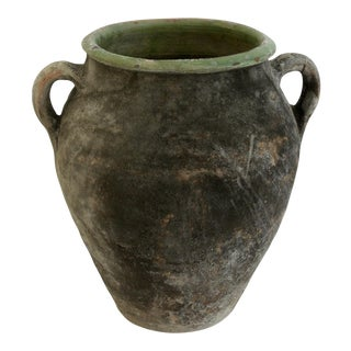 Antique Turkish Oil Pot