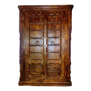 18th Century Custom Built Armoire