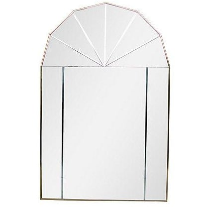 Image of Beveled Arched Mirror