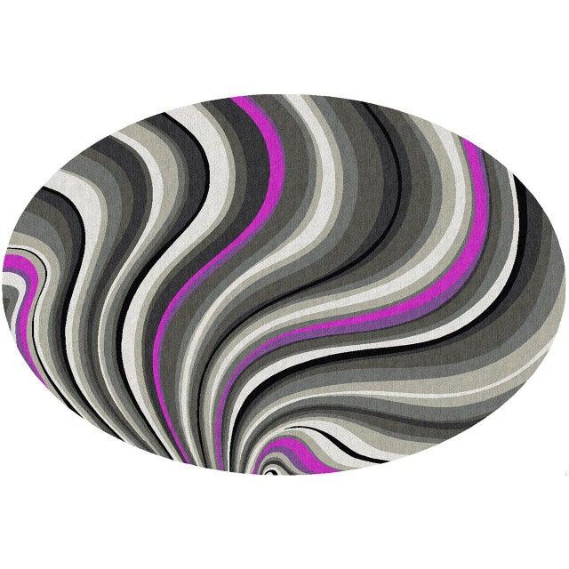 """""""Kensington Wave"""" Rug - Image 3 of 3"""