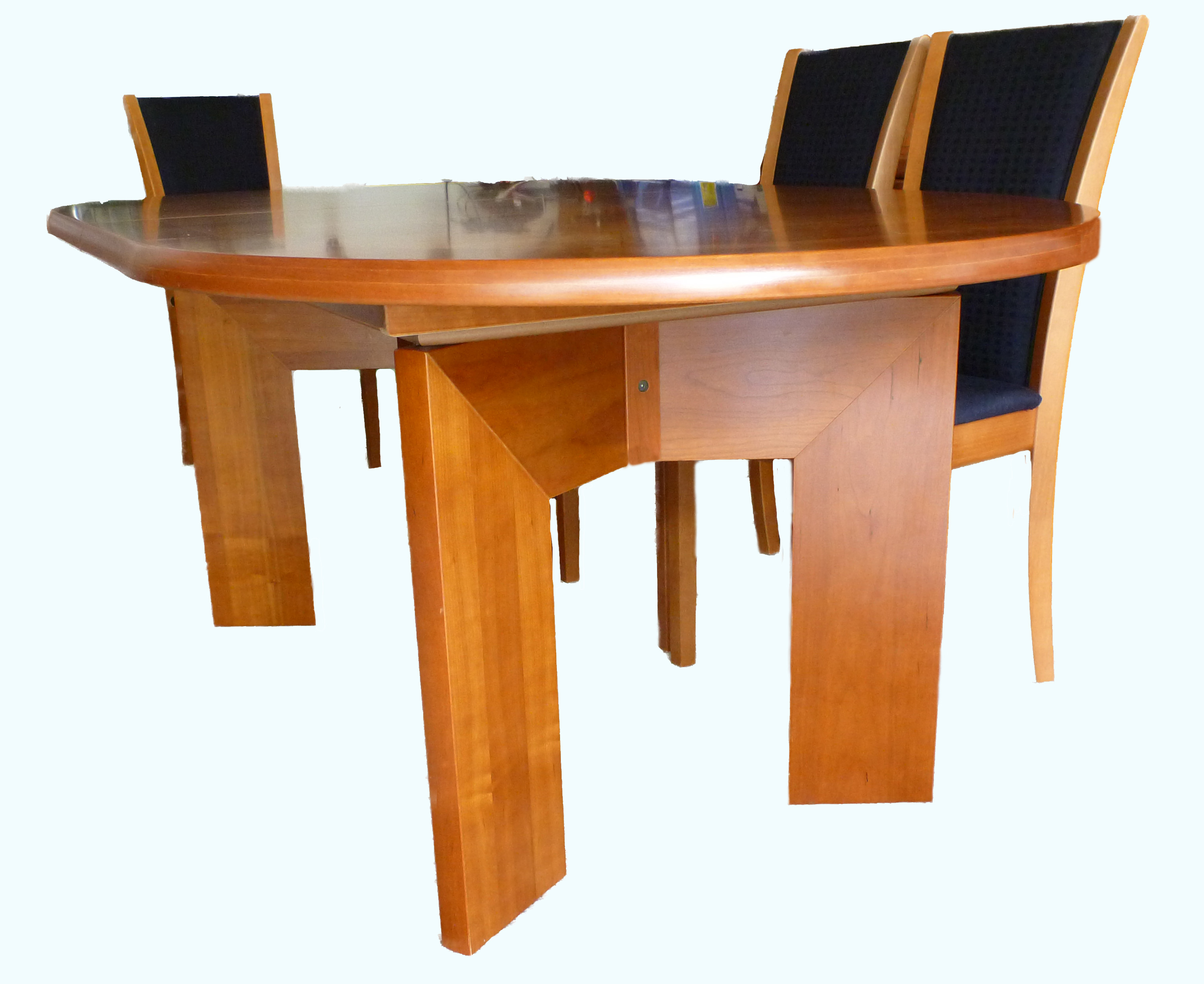 Skovby Kirsebaer Solid Cherry Dining Table   Image 5 Of 7 Part 57