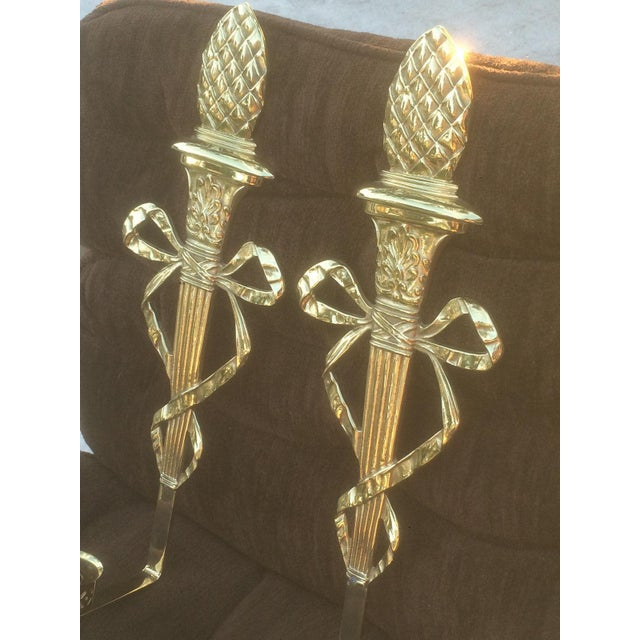 Virginia Metalcrafters Hurricane Sconce - Pair - Image 3 of 7