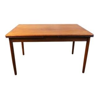 """Danish MCM Teak Dining Table - """"Ulrik"""""""