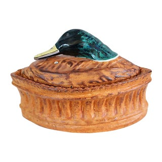 French Game Duck Baking Dish