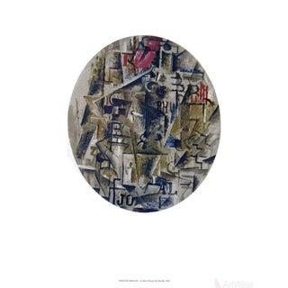 Georges Braque, La Bouteille De Rhum Lithograph