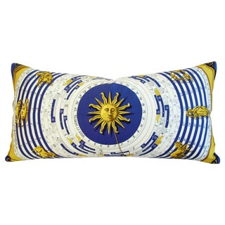 Hermes Astrologie Dies Et Hore Pillow
