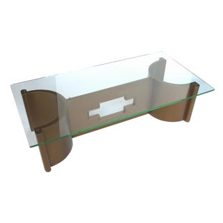 James Mont-Style Coffee Table