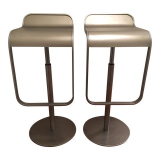 LEM Piston Bar Stools - A Pair