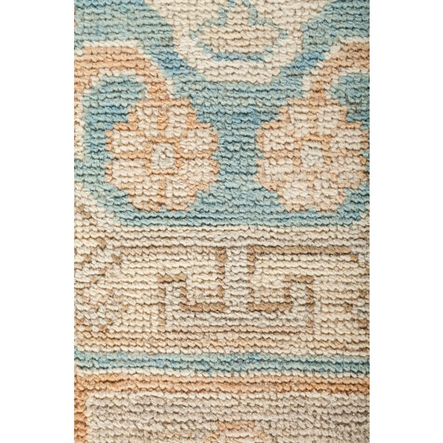 """New Khotan Hand Knotted Area Rug - 10'3"""" x 13'10"""" - Image 3 of 3"""