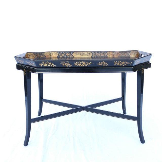 Dyson & Benson Regency Tray Table - Image 2 of 11