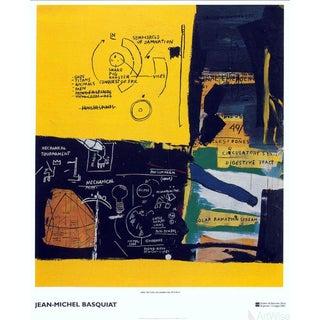 Jean Michel Basquiat, Untitled, 2002 Poster