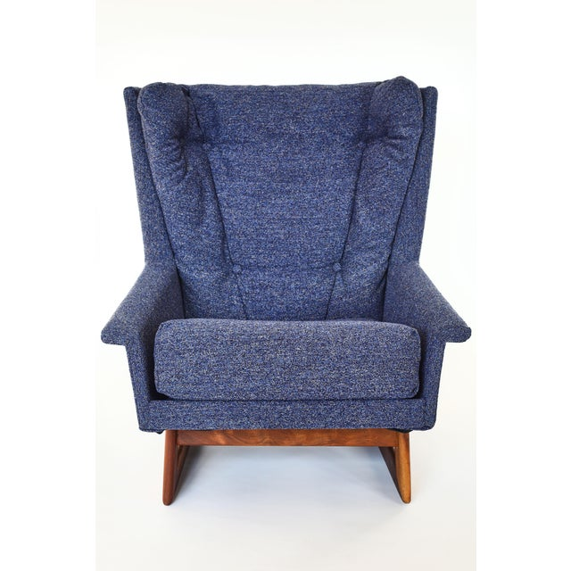 Adrian Pearsall Wingback Chair - Image 2 of 7