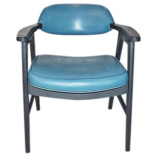 Mid-Century Modern Painted Chair