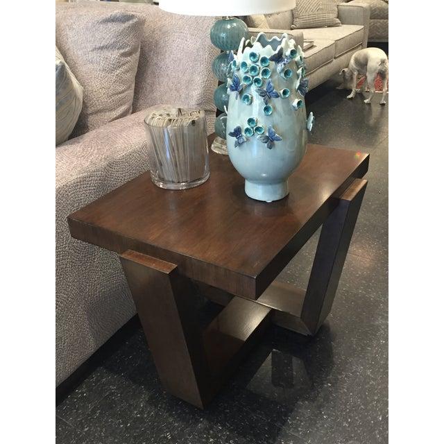 Lexington Contemporary Esplanade End Table - Image 4 of 9