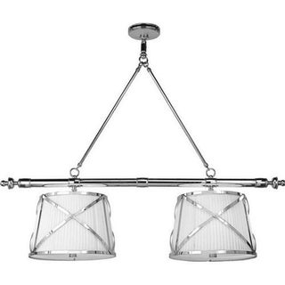 Visual Comfort Chart Double Pendant Light
