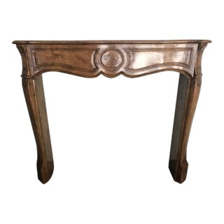 Rose Tarlow Louis XV Style Mantle
