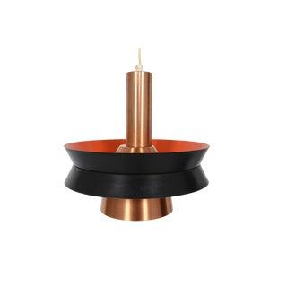 Fog + Mørup Copper & Black Pendant