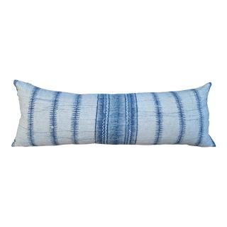 Yao Tribal Homespun Lumbar Pillow