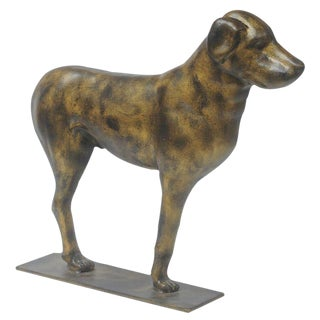 Sarreid Ltd Cast Iron Dog Doorstop