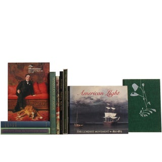 American Art To The 20th Century Books - Set of 9