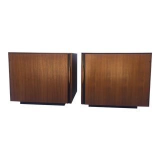 John Kapel for Glenn of California Mid-Century Modern Nightstands- A Pair