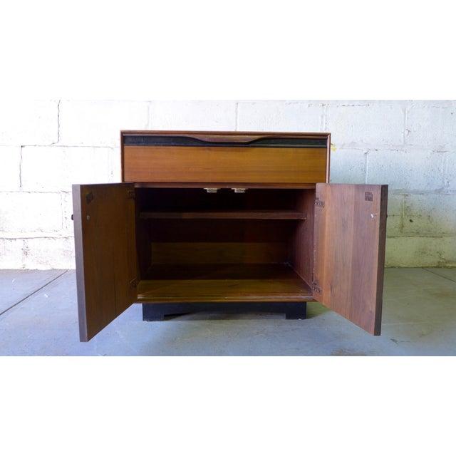 Image of John Stuart Mid-Century Modern Nightstand Cabinet