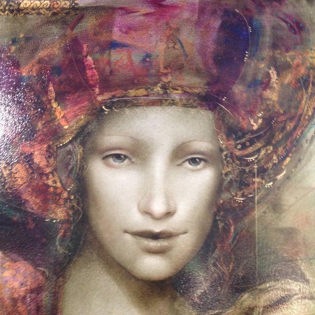 Markus Csaba Untitled Painting - Image 3 of 11