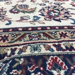 "Image of Traditional Persian Floral Rug - 7'9"" x 11'4"""