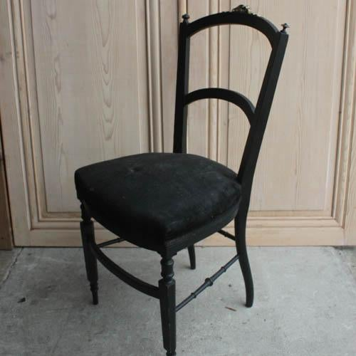Image of Vintage French Dining Chair