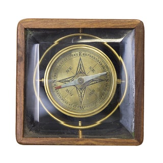 Antique Ships Compass