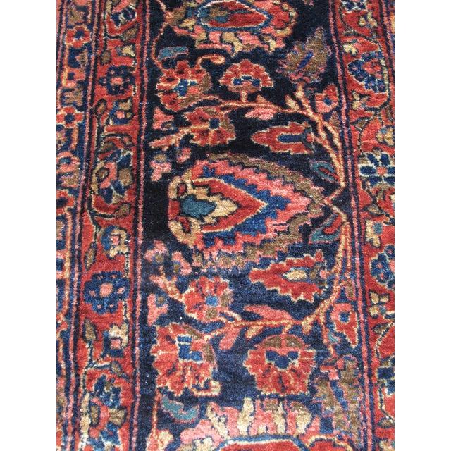 Mahajeran Sarouk Carpet - Image 2 of 3