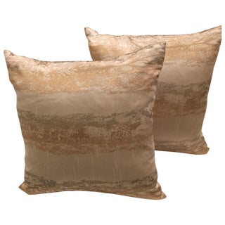 Tabula Pillows - Pair