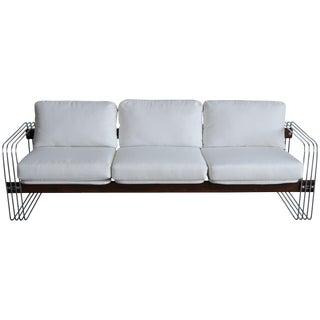 Vintage Robert Haussmann Stendig Sofa