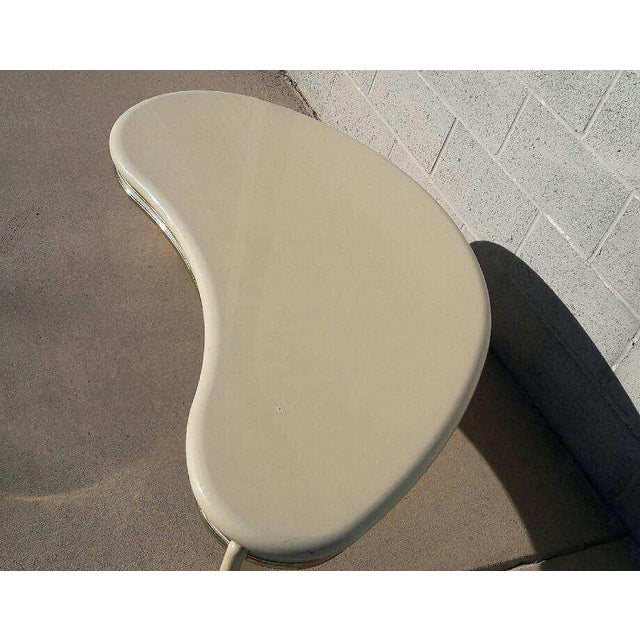 Vintage Institute of Design Biomorphic Coffee Table - Image 3 of 6