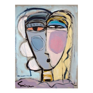 """Lesley Grainger """"She Kept Her Promise"""" Painting"""