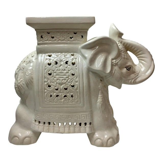 Elephant Garden Stool - Image 1 of 5