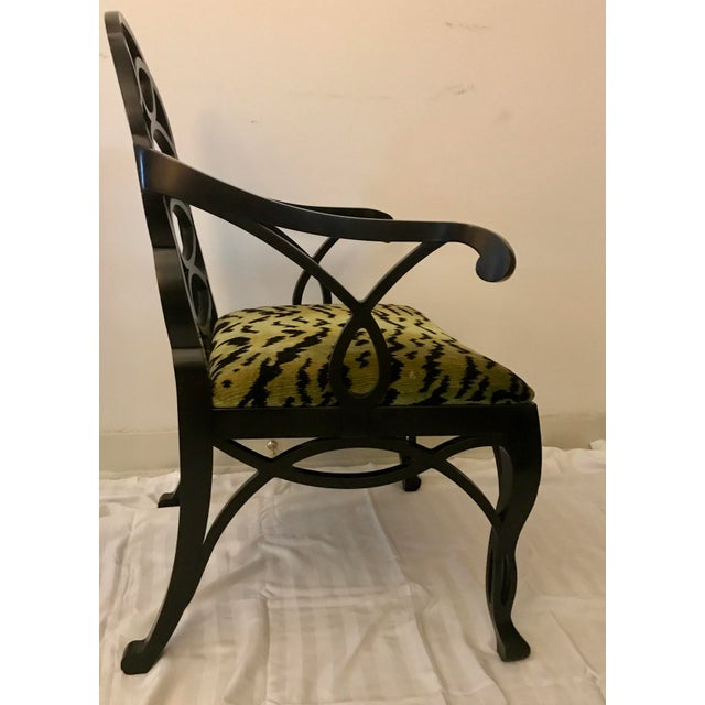 """Truex American Furniture """"Loop Chair"""" - Image 3 of 4"""